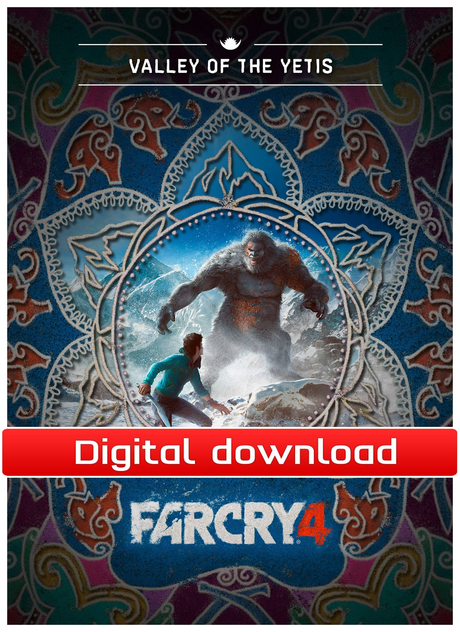 Ubisoft Far Cry 4: Valley of the Yetis (Download)