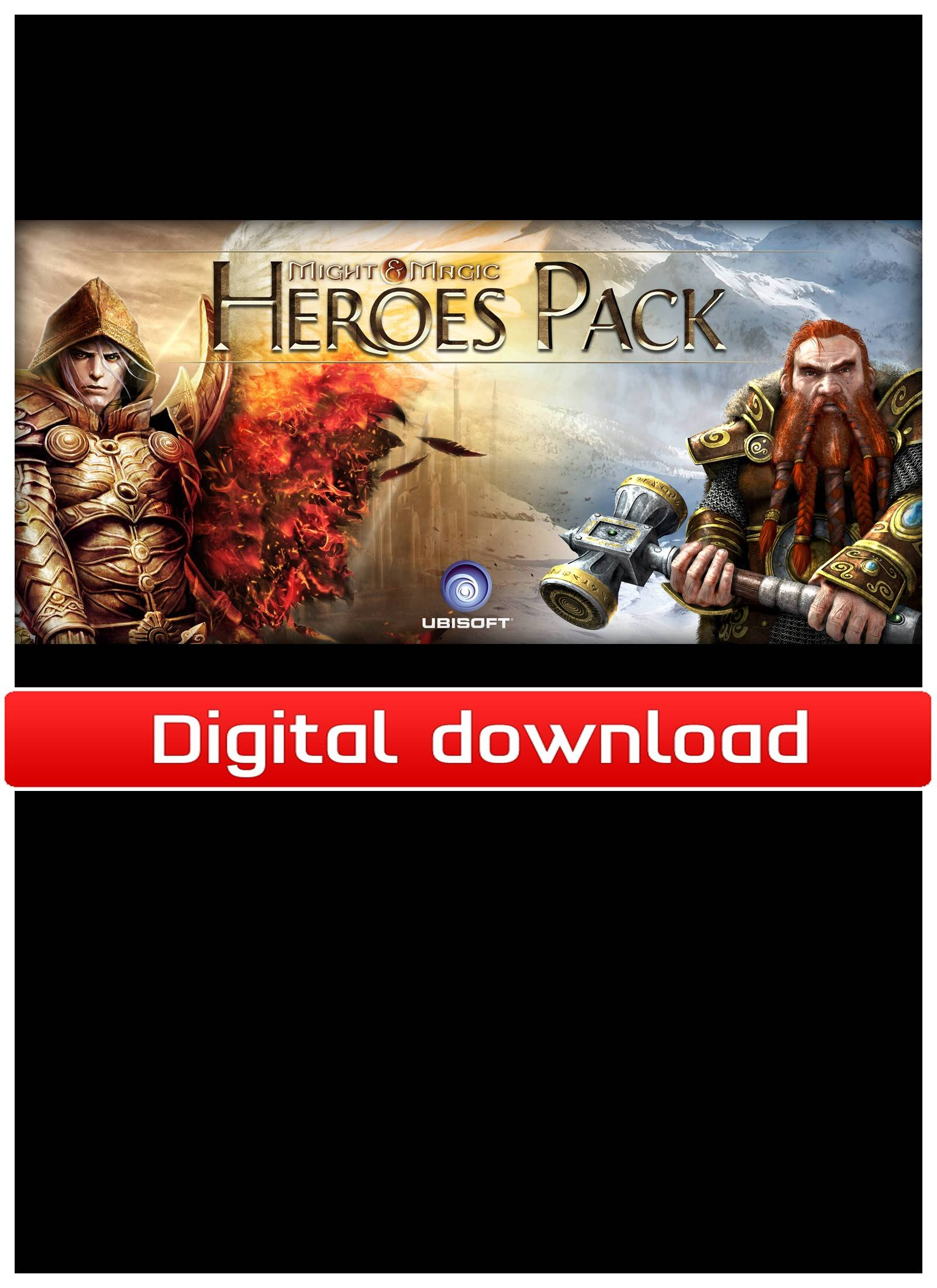 Ubisoft Heroes of Might & Magic Franchise Pack (PCDD)