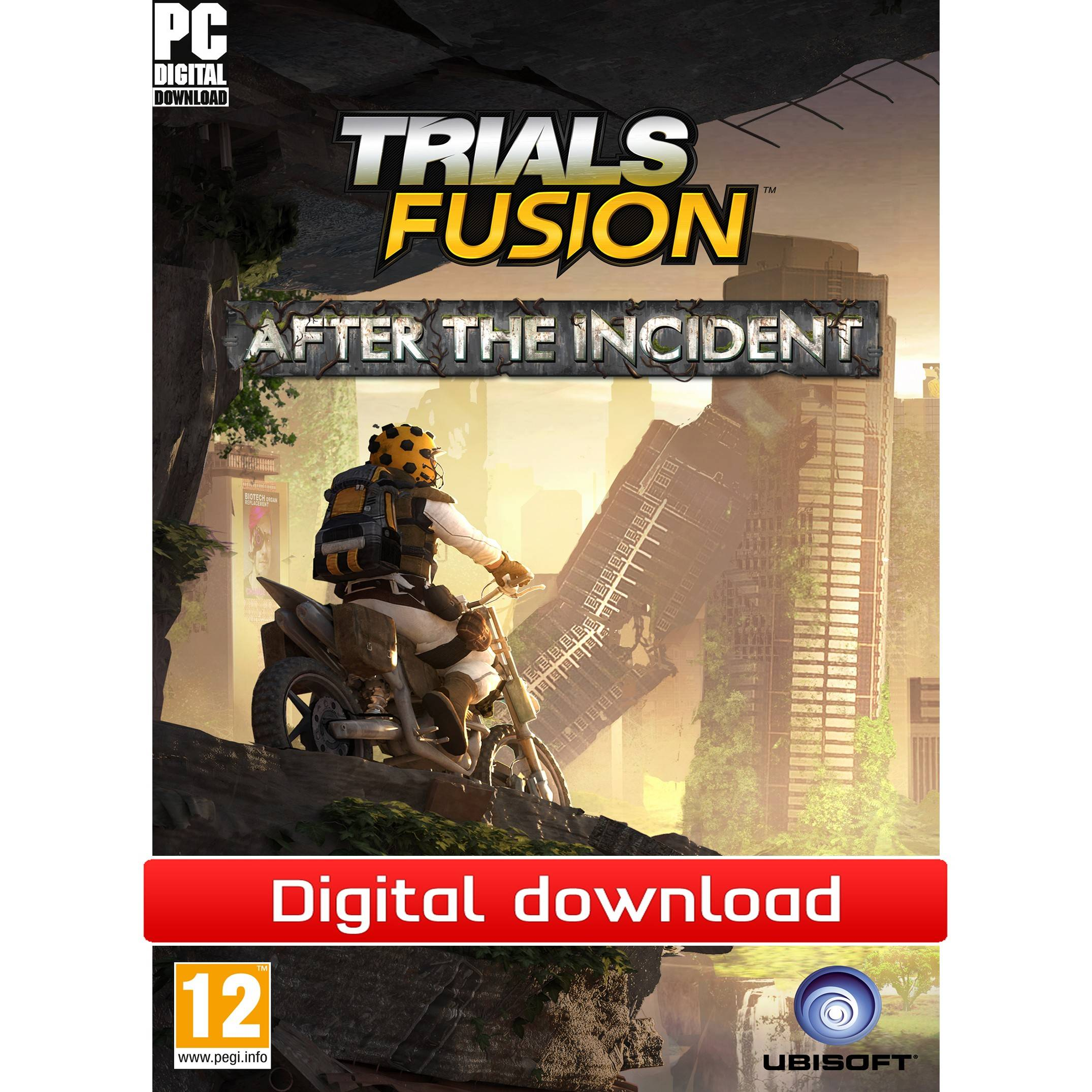 Ubisoft Trials Fusion - After the Incident (Download)