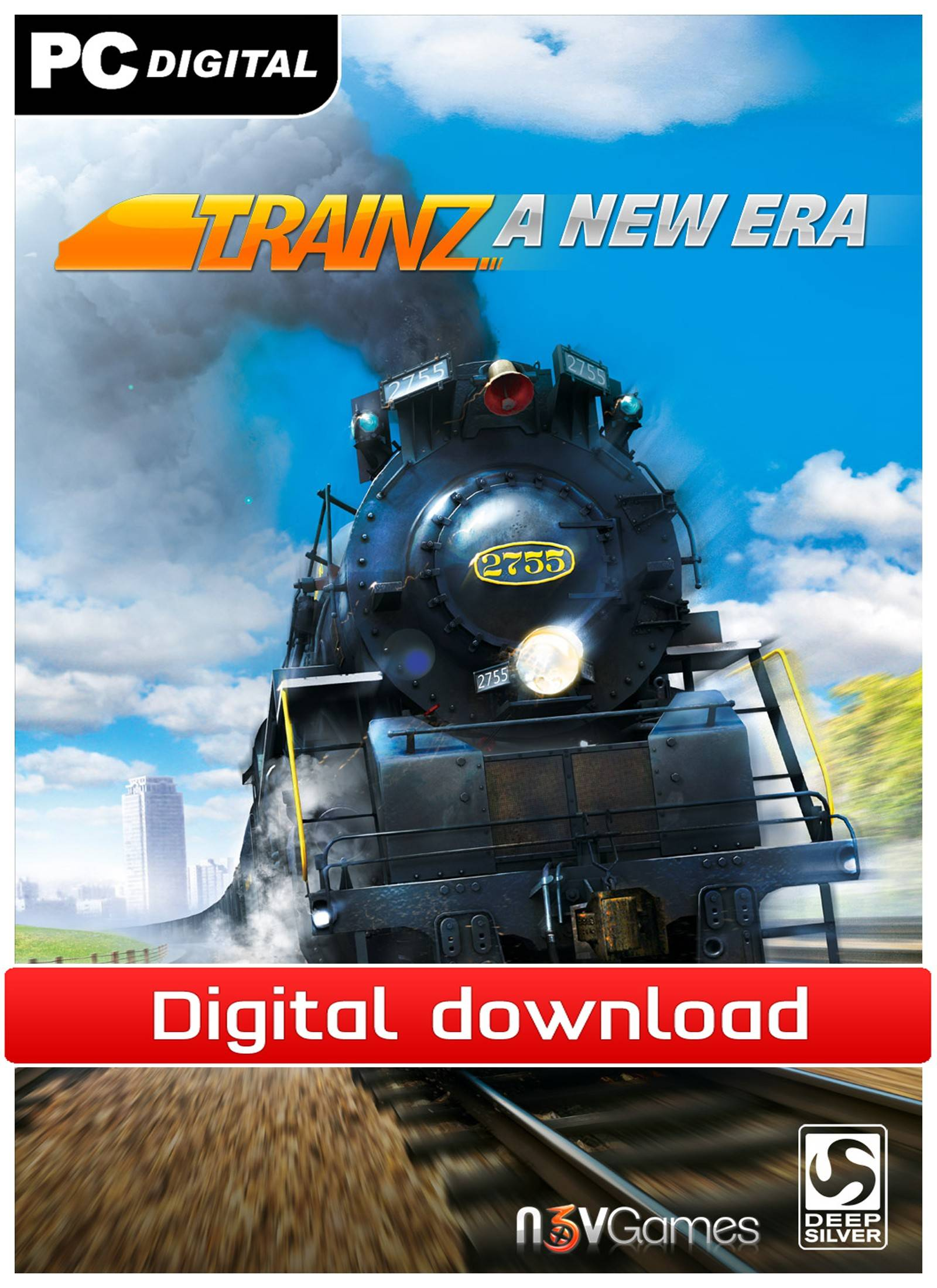 Electronic Arts Trainz - A New Era (Download)