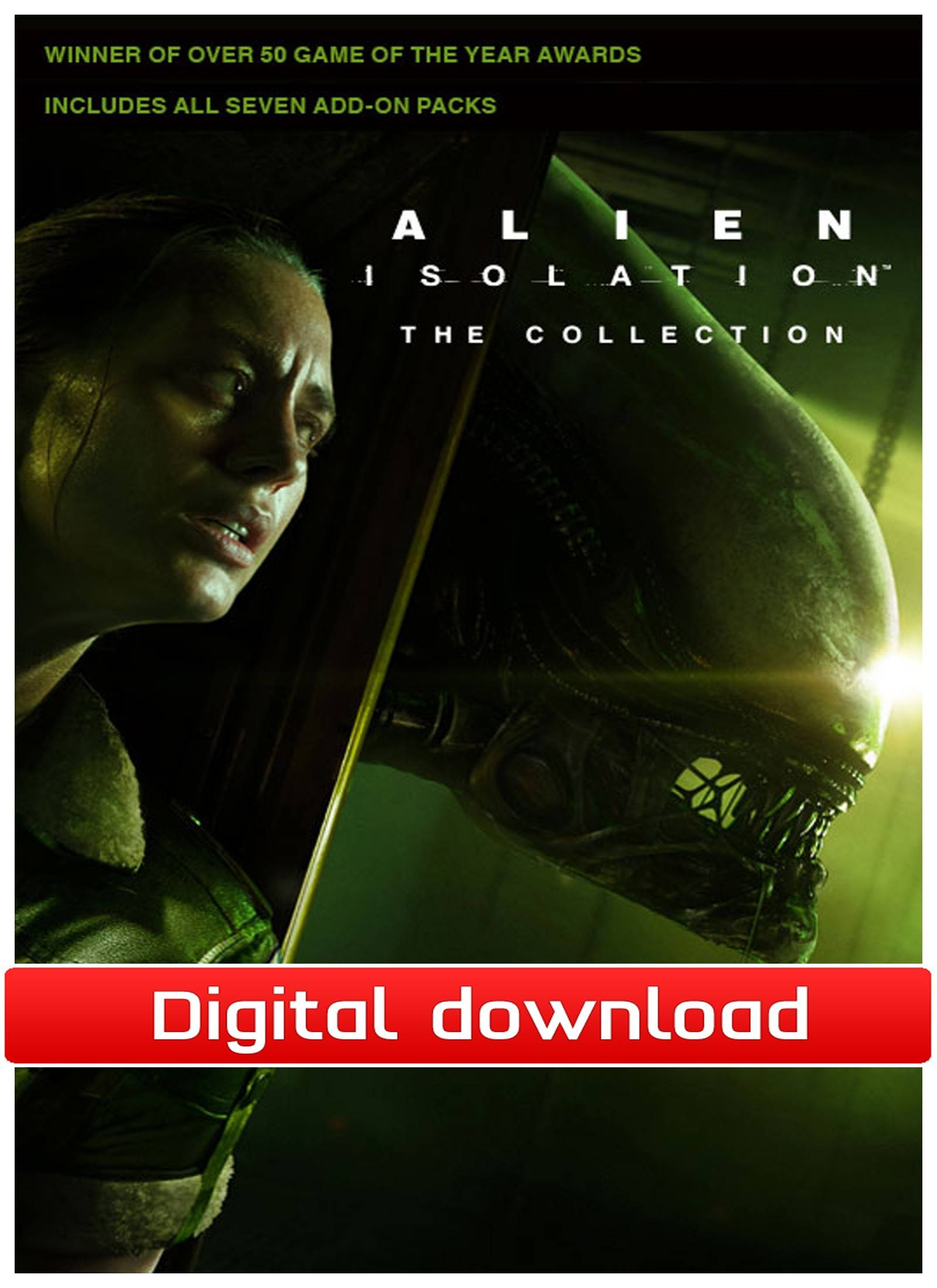 Sega Alien: Isolation: The Collection (Download)