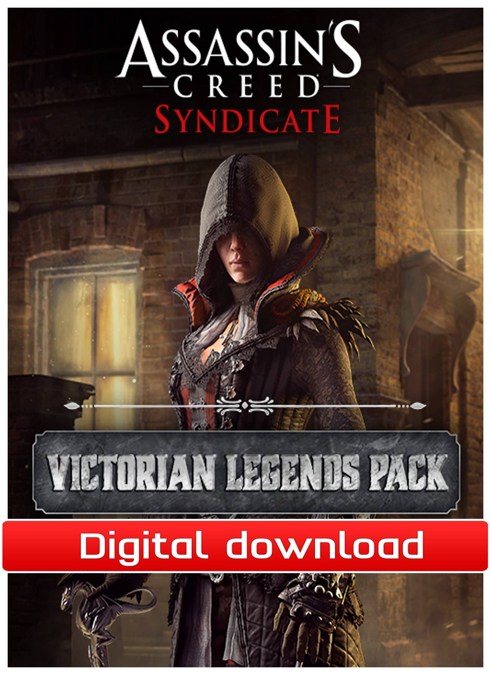 Ubisoft AC Syndicate - DLC Victorian Legends Pack (Download)