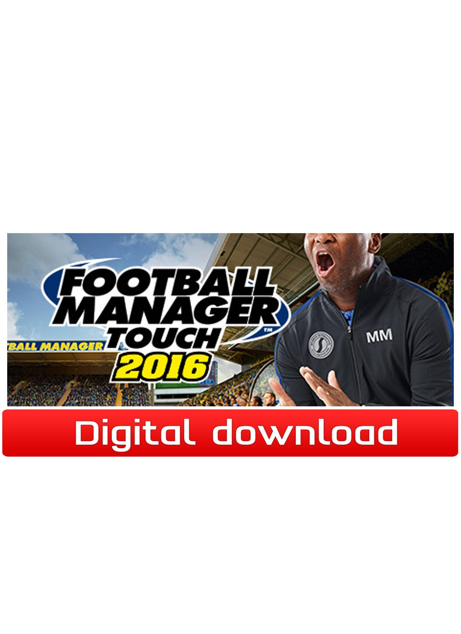 Sega Football Manager Touch 2016 (Download)