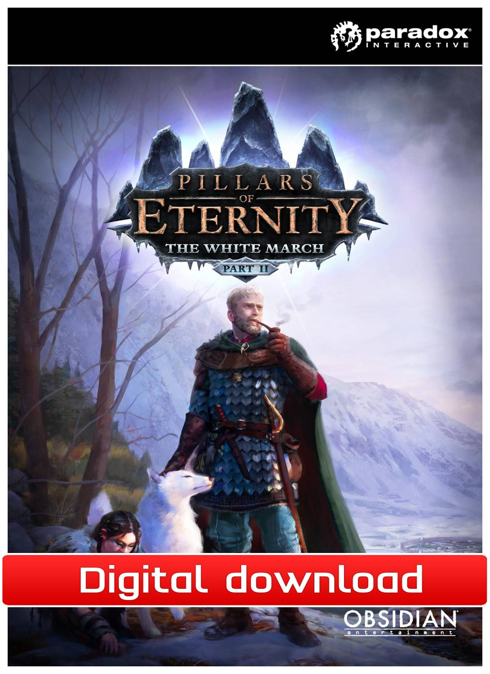 Paradox Pillars of Eternity The White March Pt. 2 (Download)