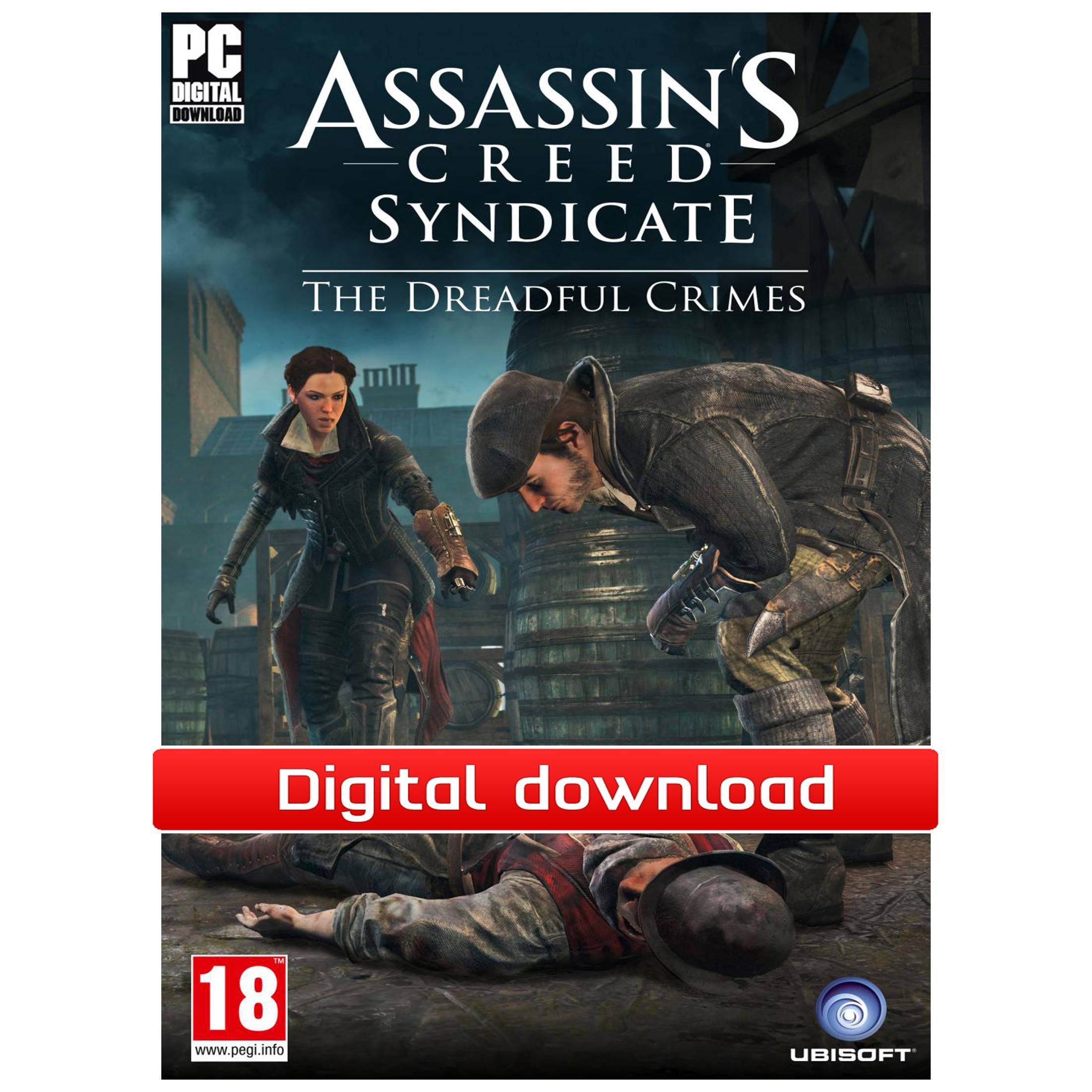 Ubisoft AC: Syndicate - DLC The Dreadful Crimes (Download)