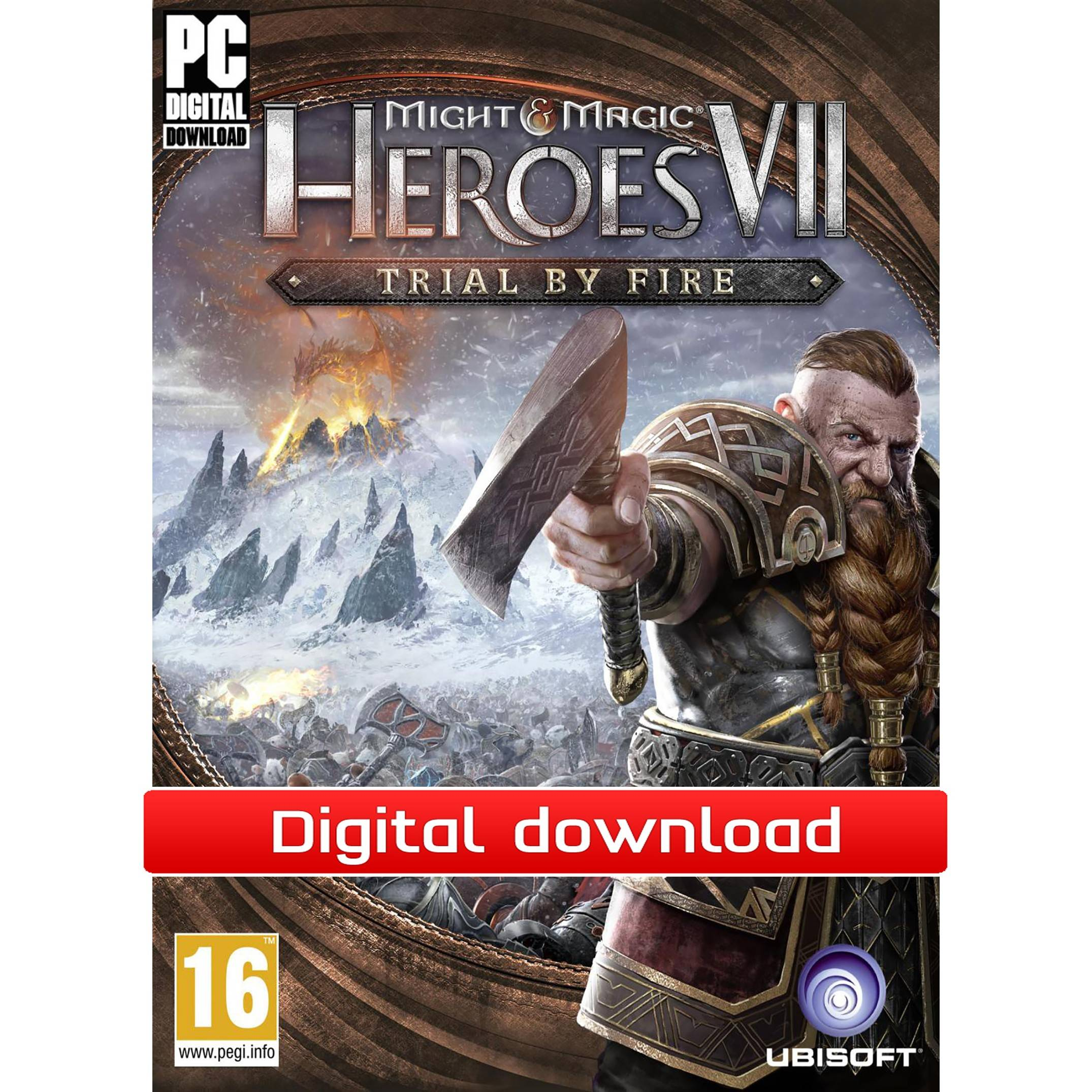 Ubisoft Might & Magic Heroes 7 DLC Trial by Fire (Download)