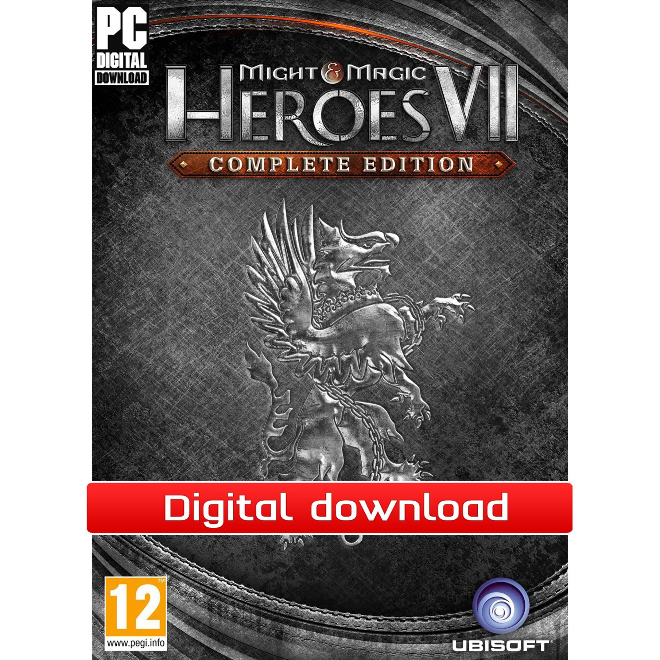 Ubisoft Might & Magic Heroes 7 Complete Edt. (Download)