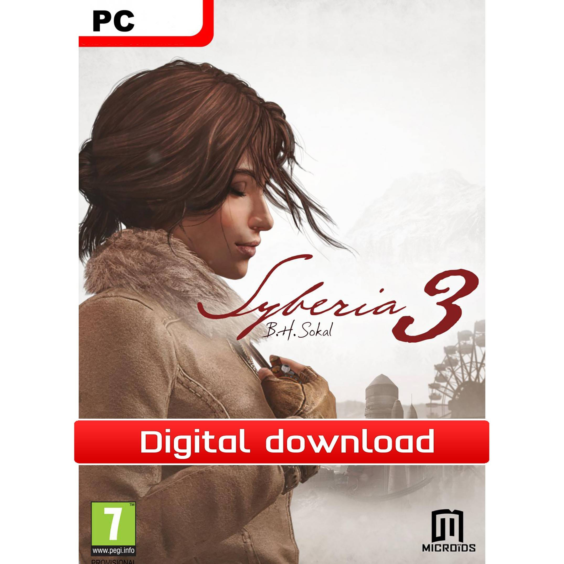 Anuman Syberia 3 (Download)