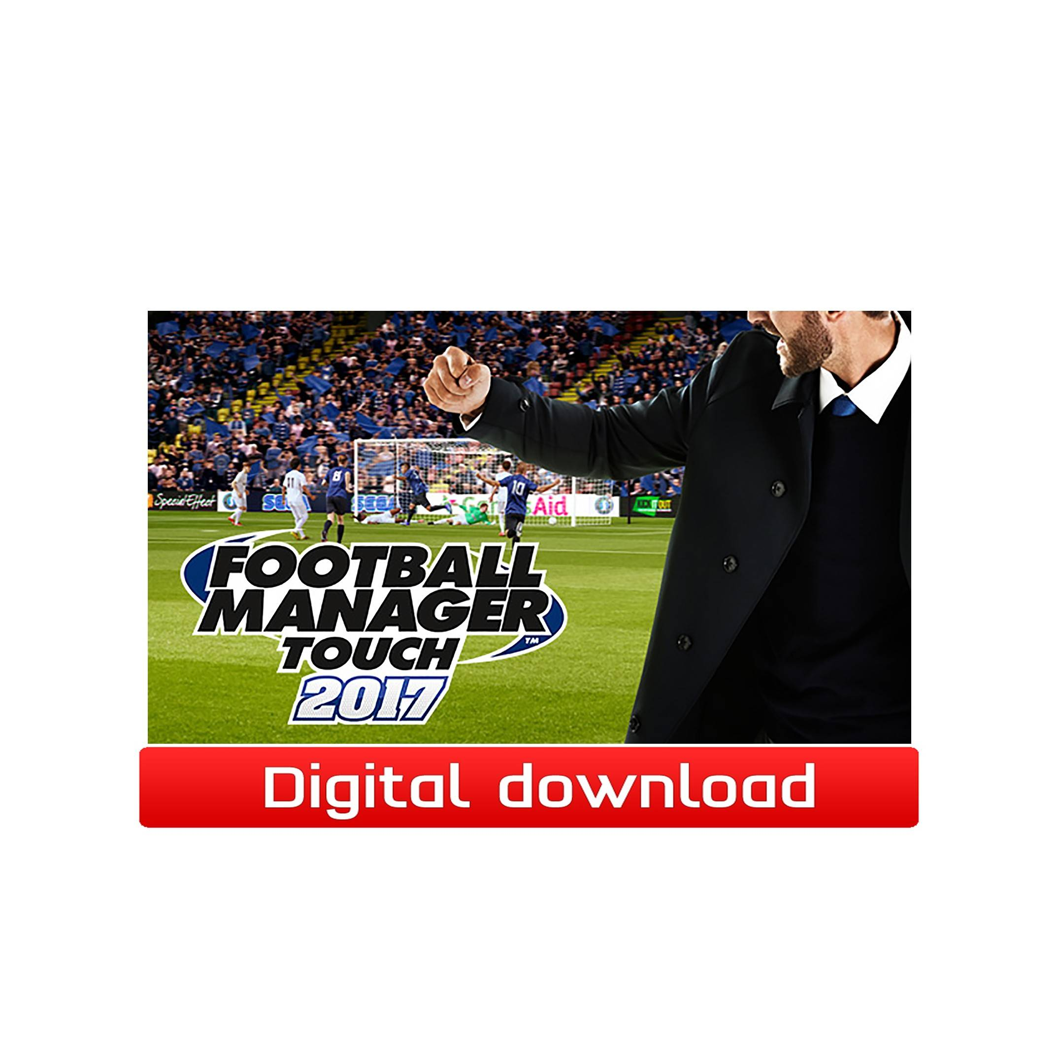 Sega Football Manager Touch 2017 (Download)