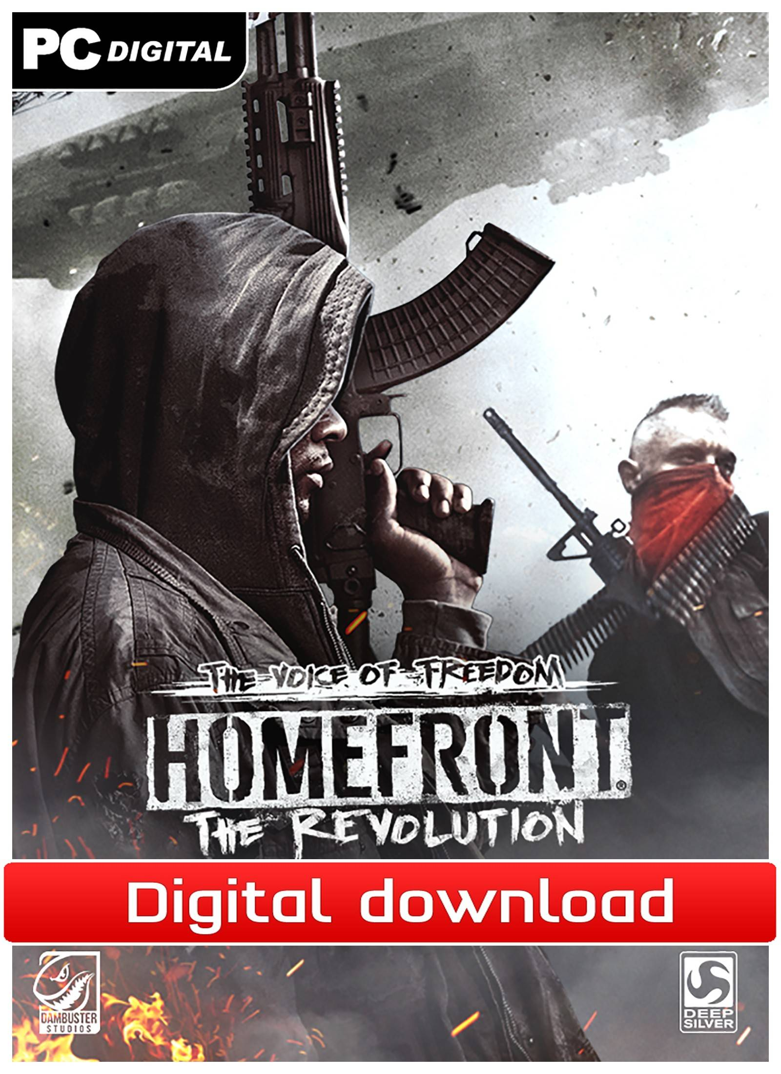 Electronic Arts Homefront The Revolution: Voice Of Freedom (Download)
