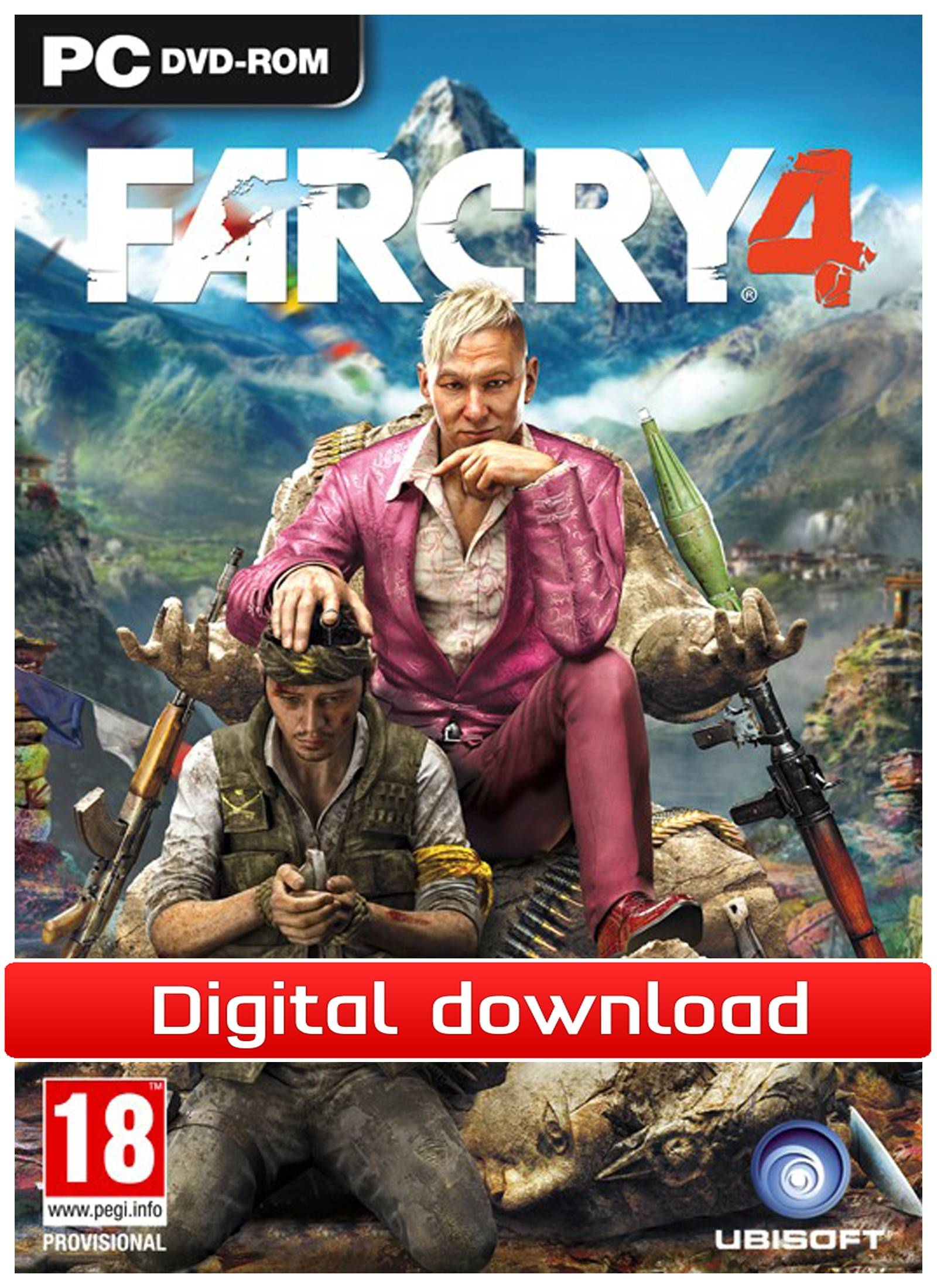 Ubisoft Far Cry 4 (Download)
