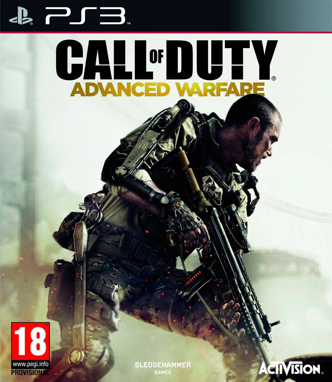 Activision Call of Duty: Advanced Warfare (PS3)