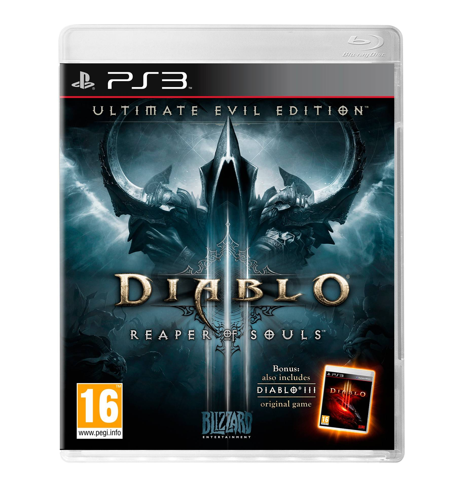 Activision Diablo 3: Reaper of Souls - Ultimate Evil Edition (PS3)