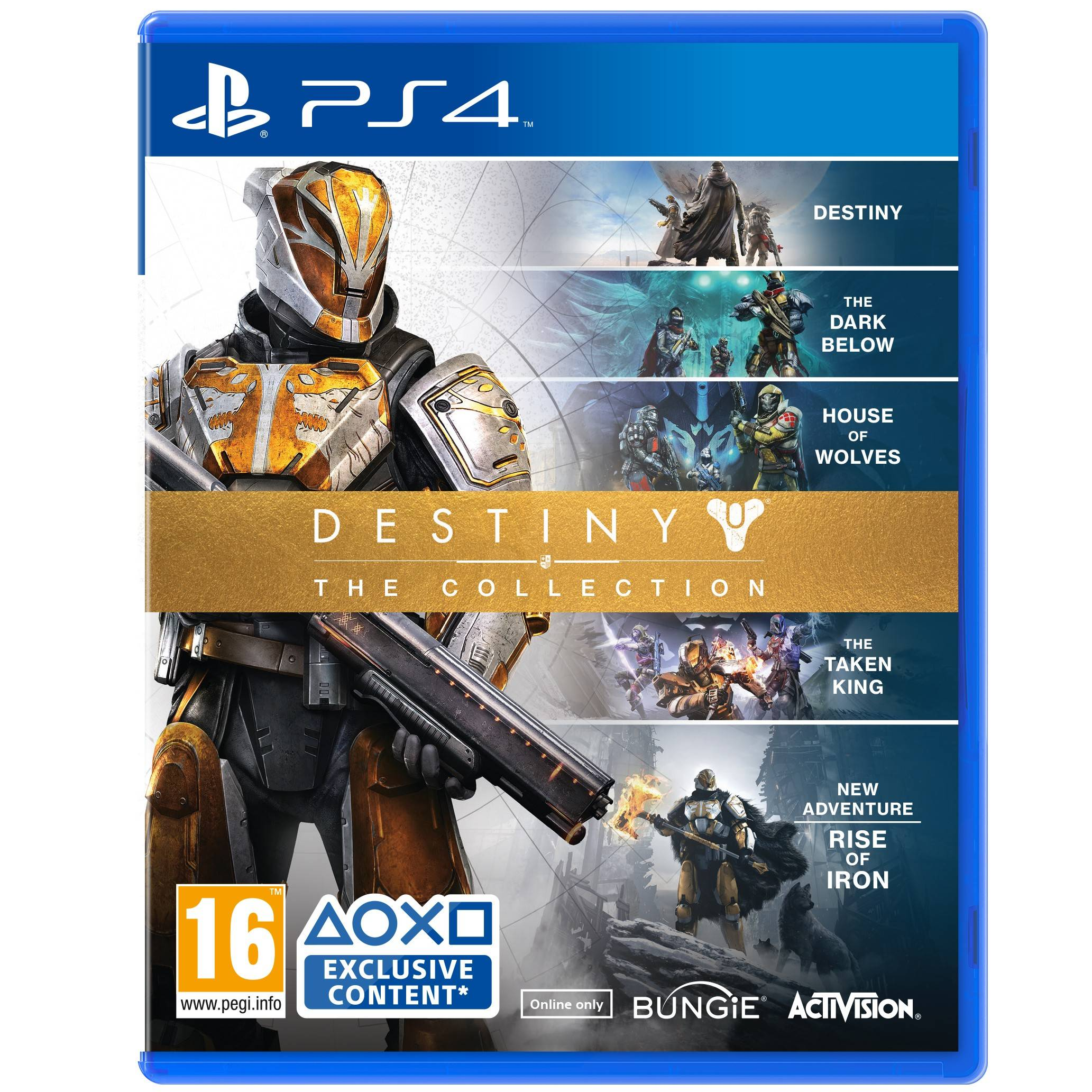 Activision Destiny: The Collection (PS4)