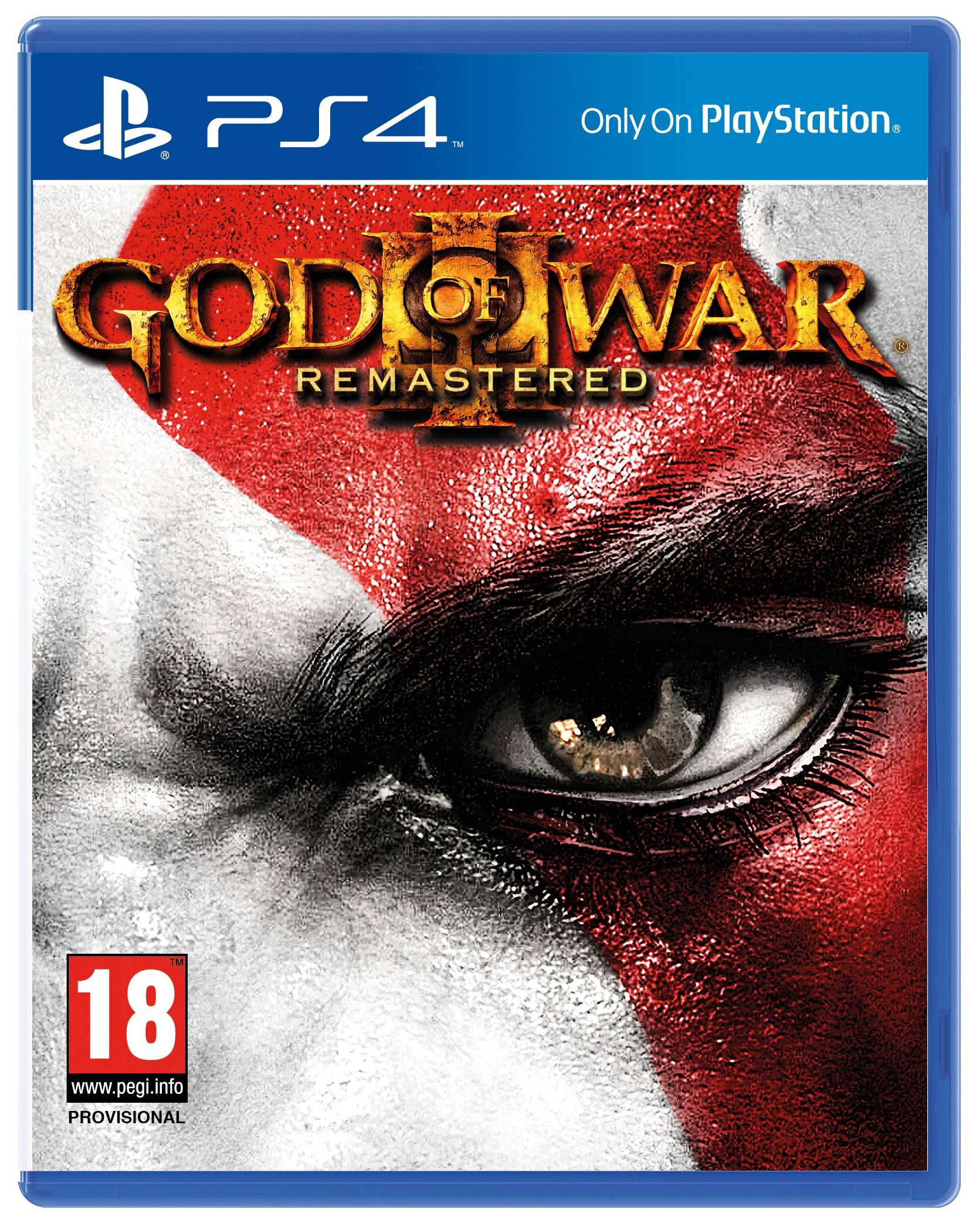 Scee God of War 3 Remastered (PS4)