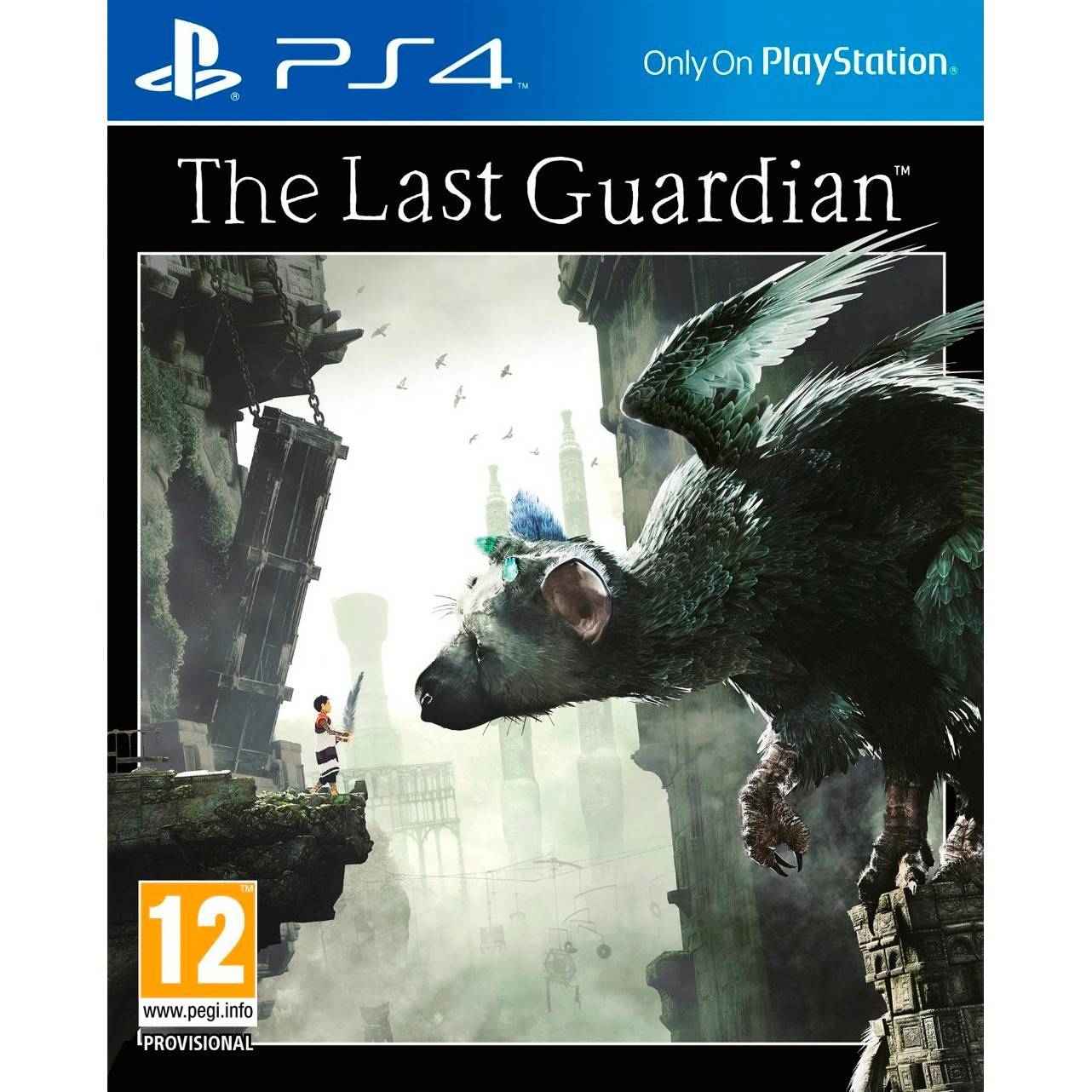 Scee The Last Guardian (PS4)