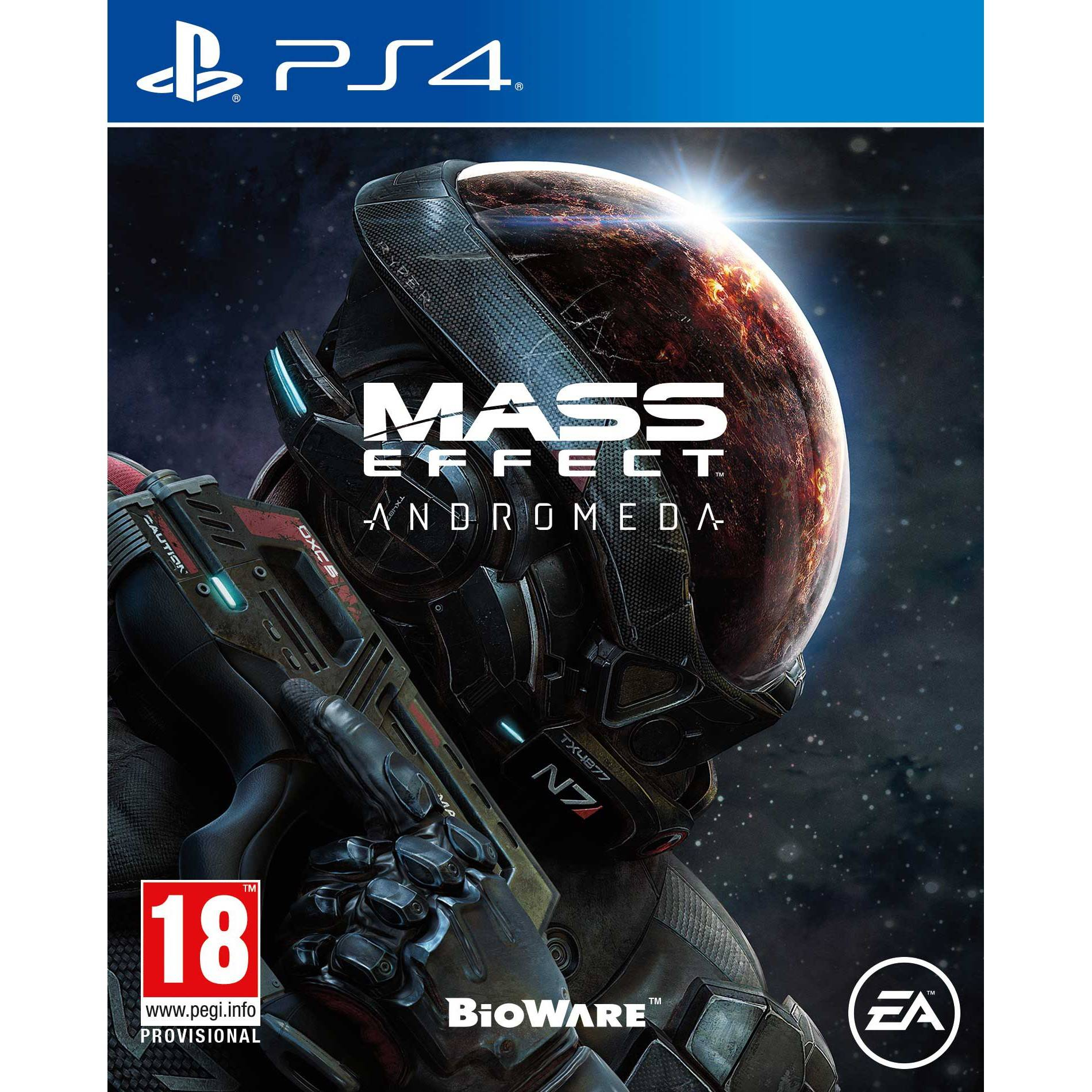 Electronic Arts Mass Effect: Andromeda (PS4)