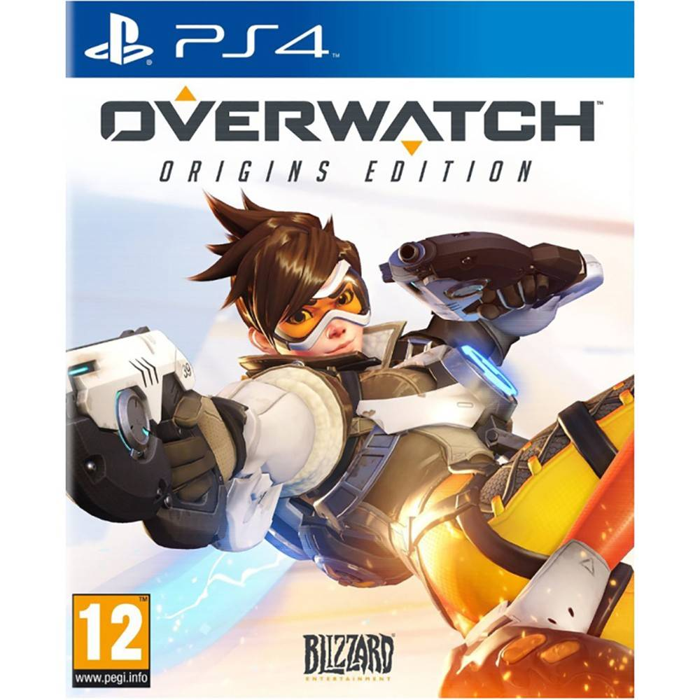 Activision Overwatch: Origins Edition (PS4)