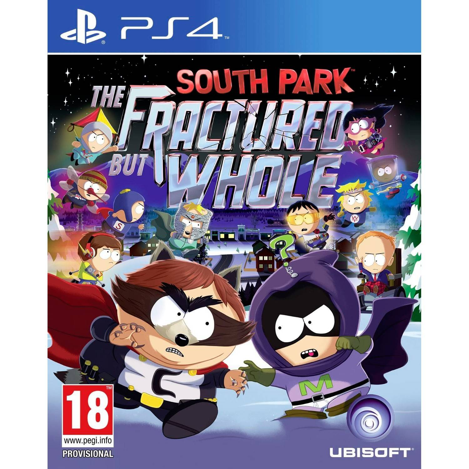 Ubisoft South Park: The Fractured but Whole (PS4)