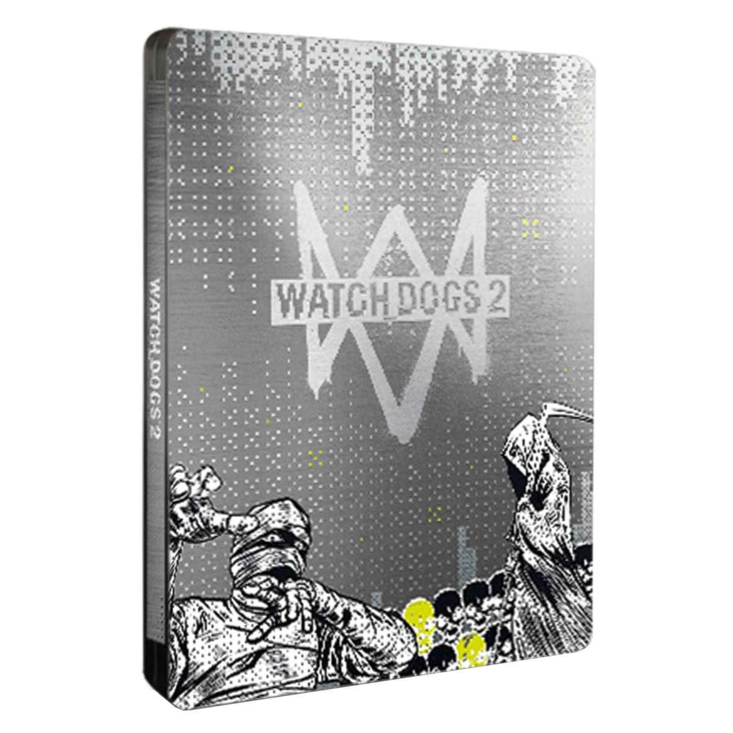 Ubisoft Watch Dogs 2: Nordic Edition (PS4)