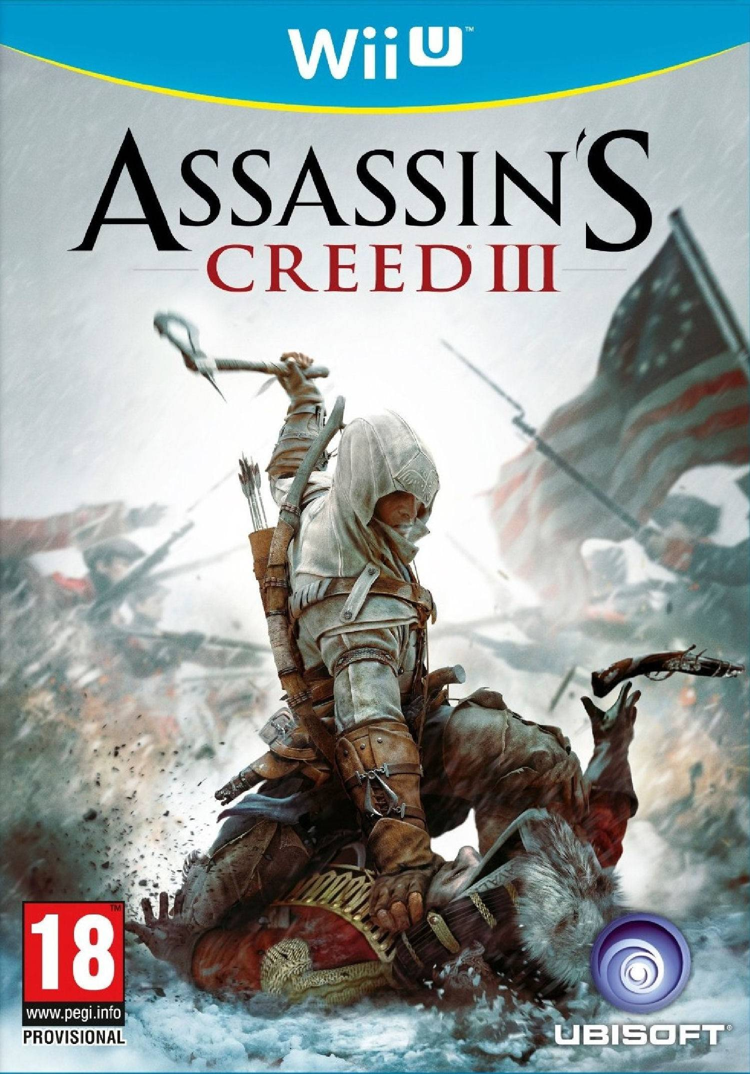 Ubisoft Assassins Creed 3 (Wii U)