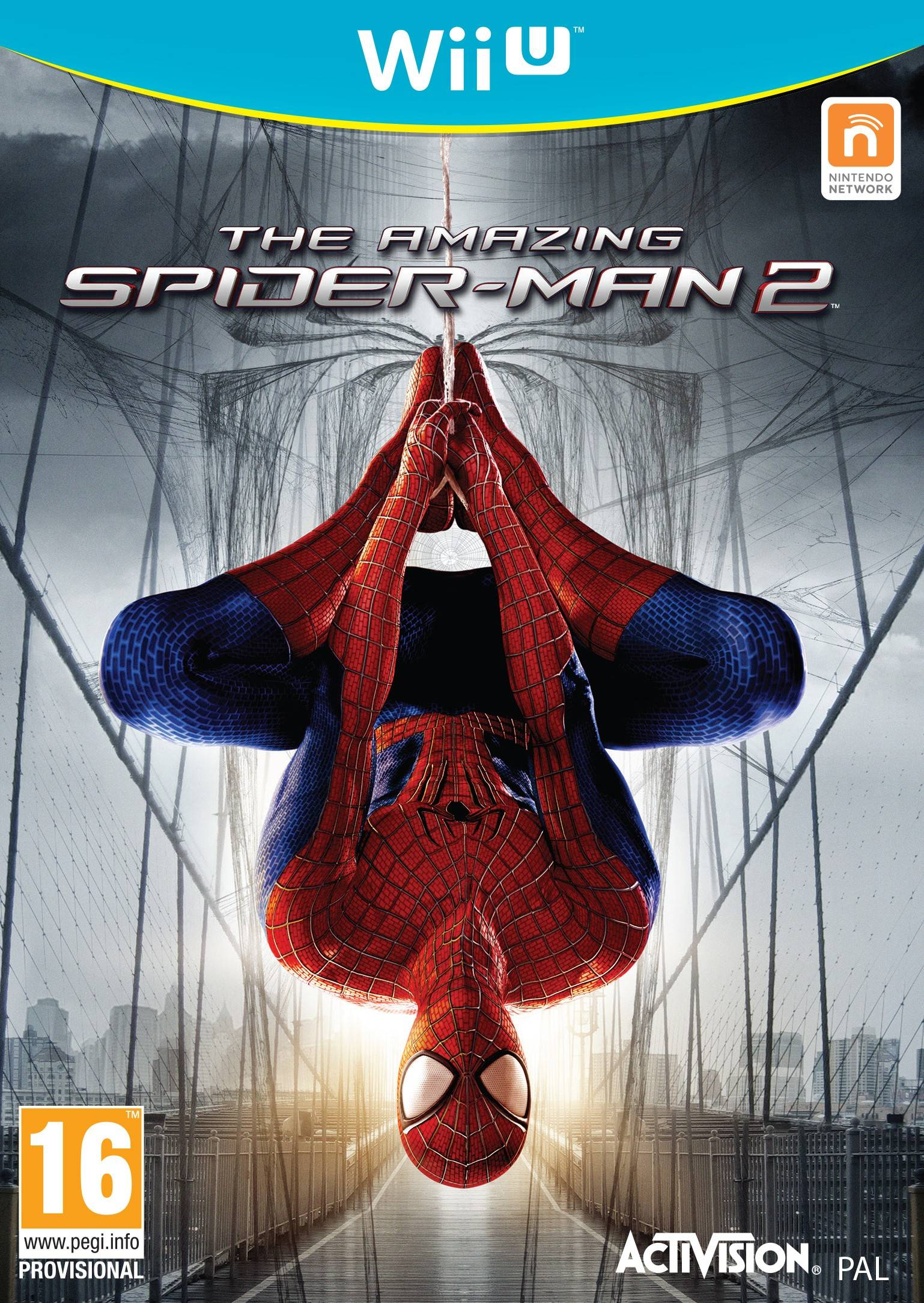 Activision The Amazing Spider-Man 2 (Wii U)