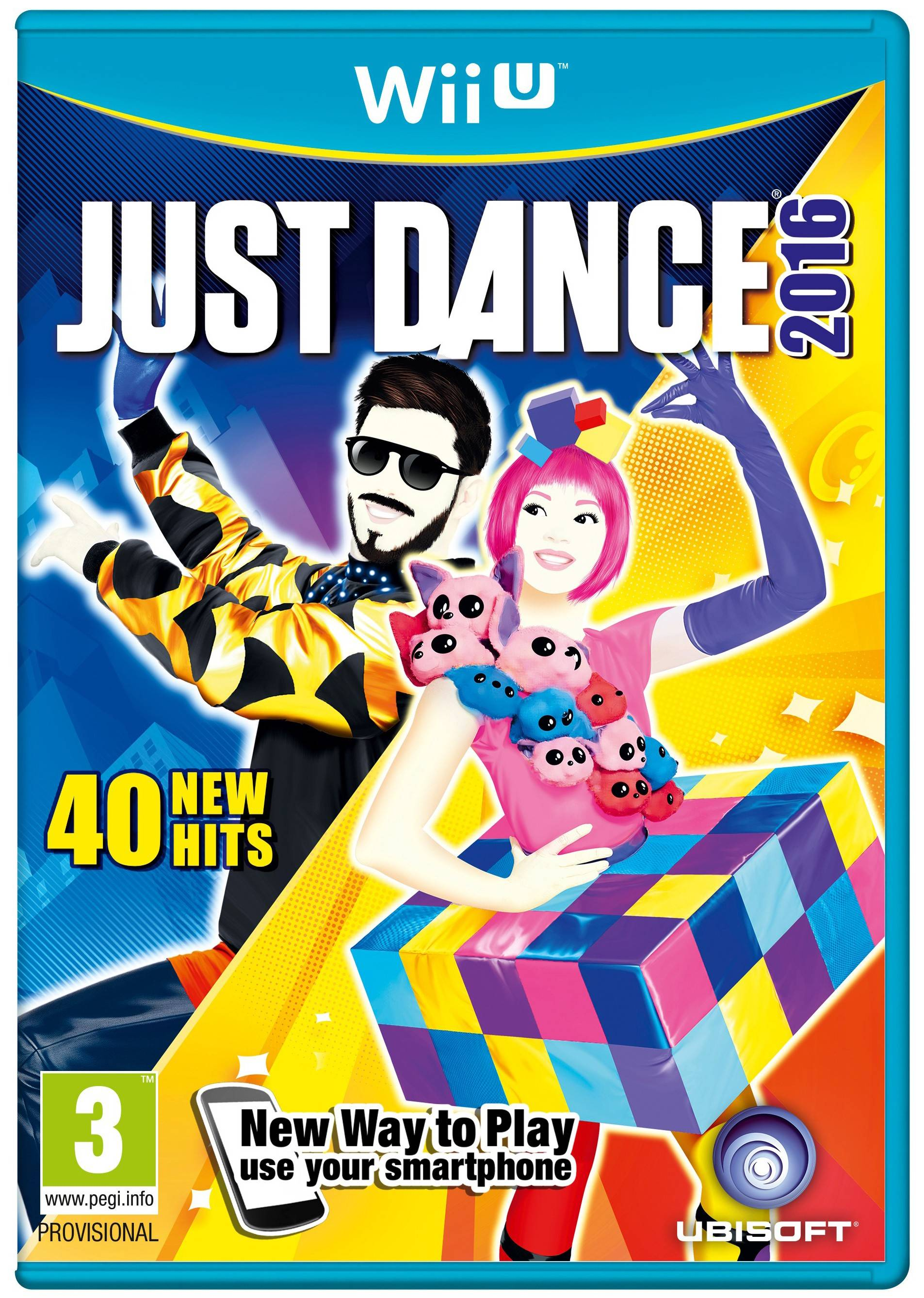 Ubisoft Just Dance 2016 Unlimited (Wii U)