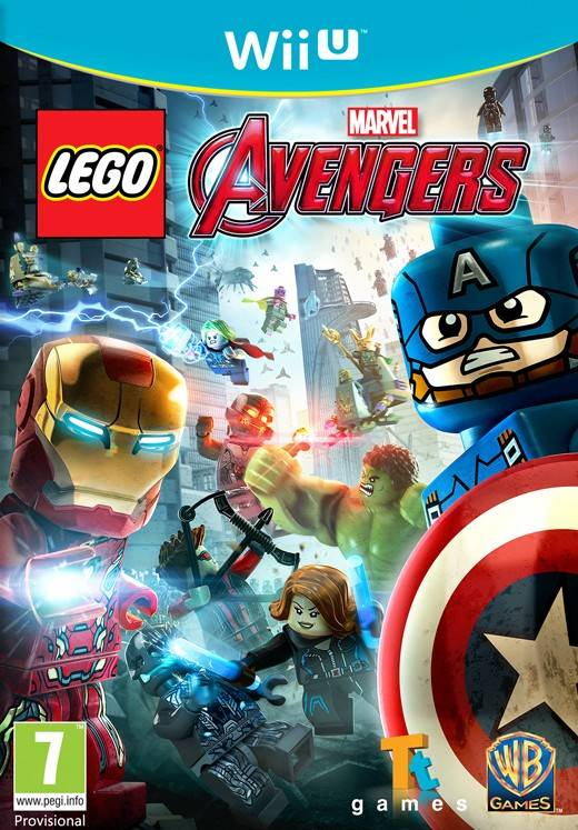 Warner Bros Lego Marvel