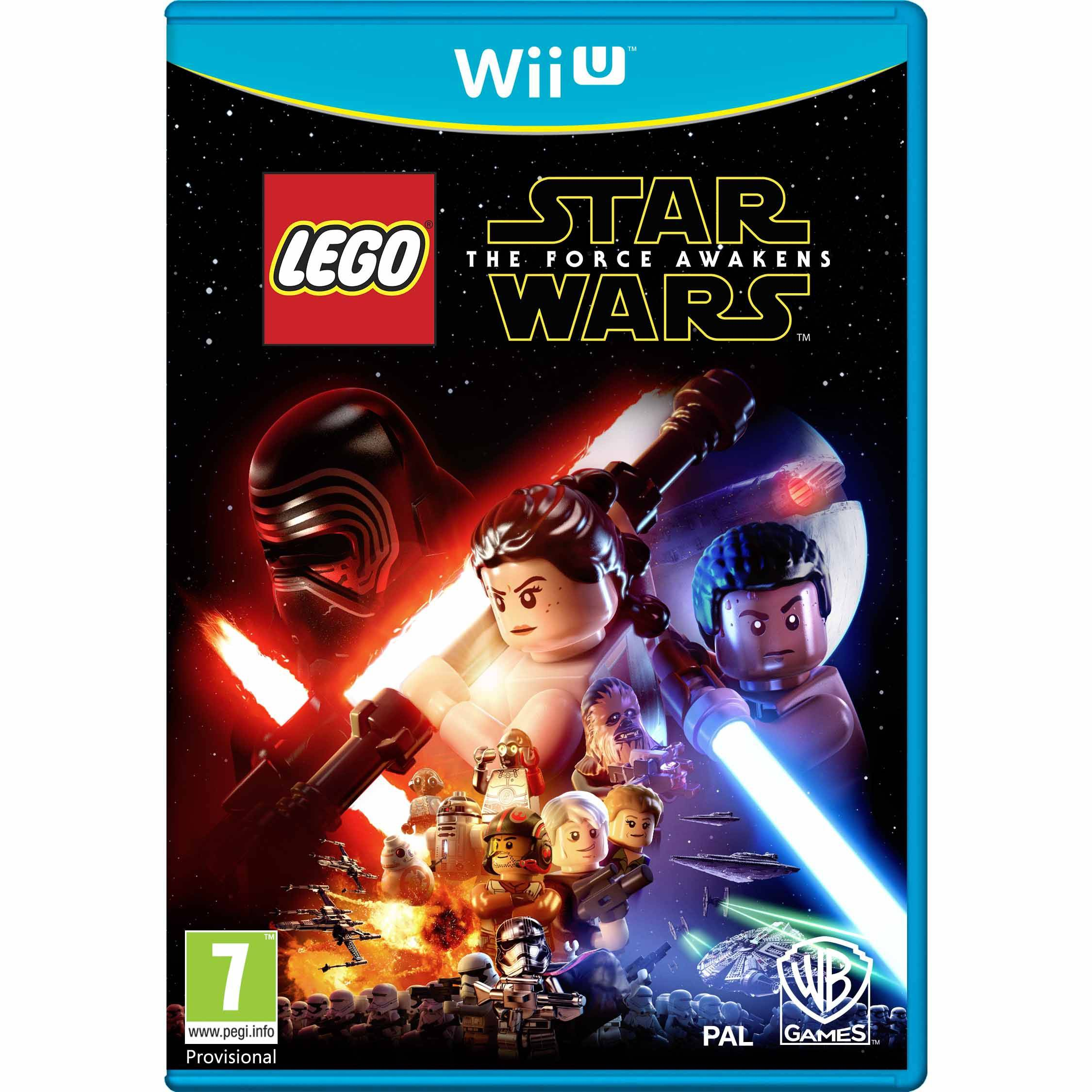 Warner Bros LEGO Star Wars: The Force Awakens (Wii U)