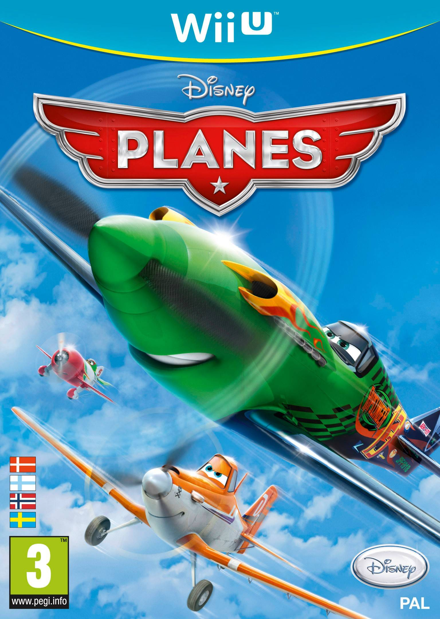Disneys Planes: The Videogame (Wii U)