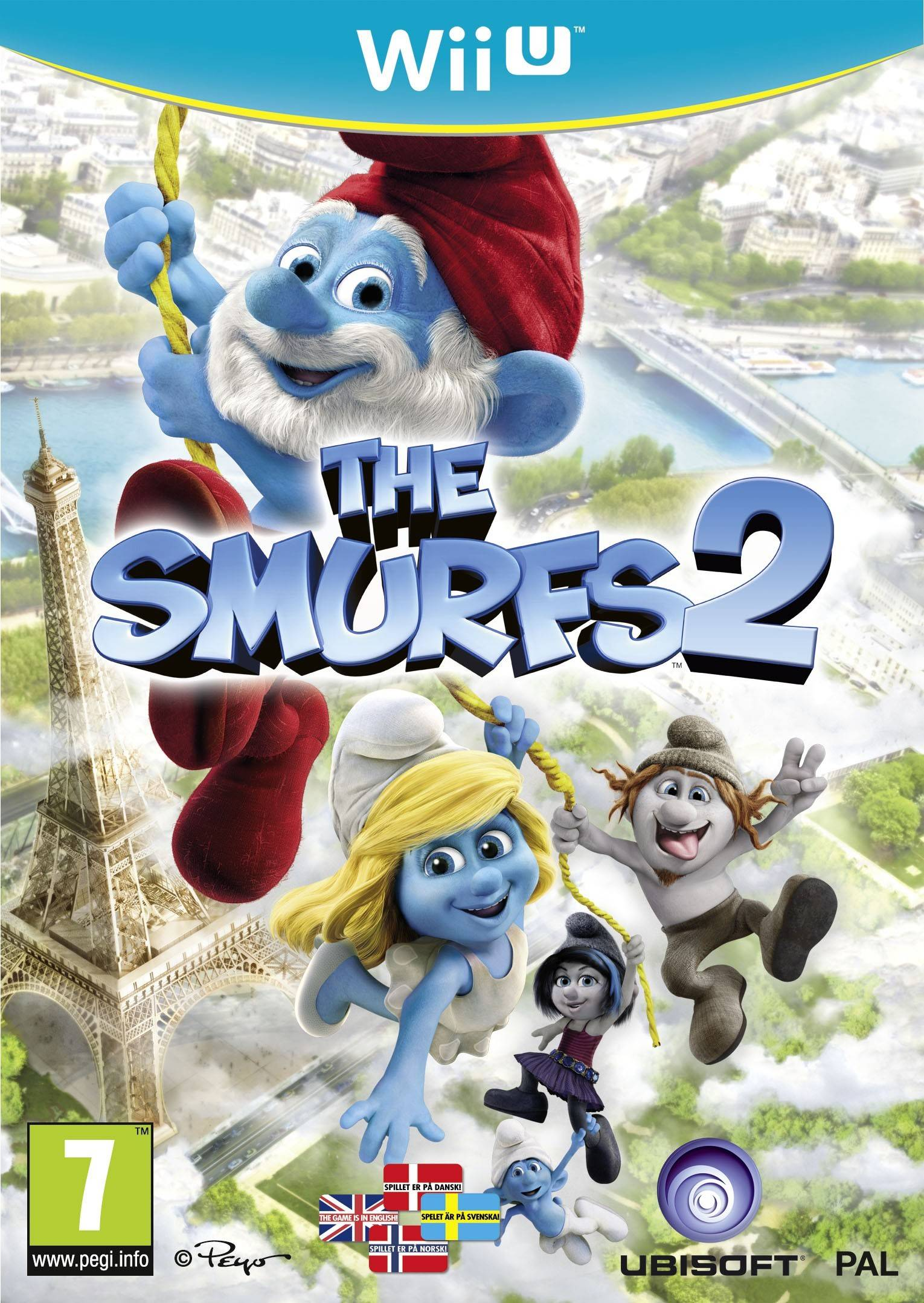 Ubisoft The Smurfs 2 (Wii U)