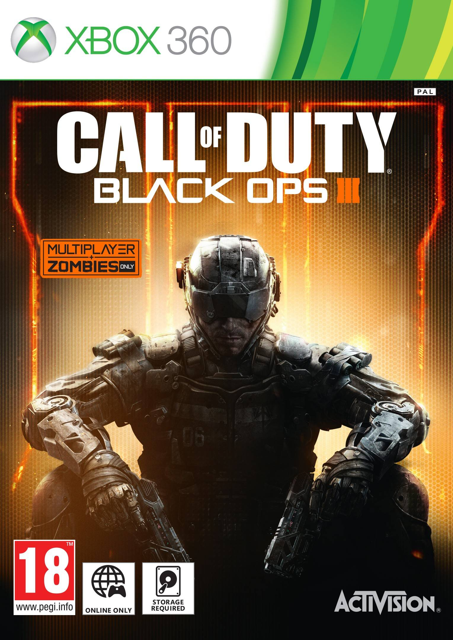 Activision Call of Duty: Black Ops 3 (X360)