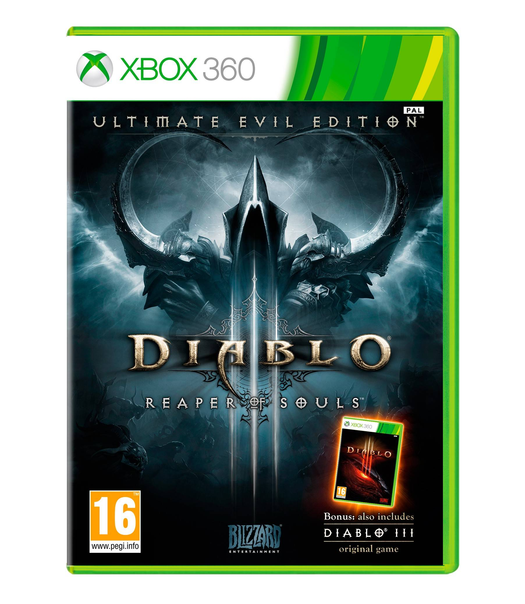 Activision Diablo 3: Reaper of Souls Ultimate Evil Edition (X360)