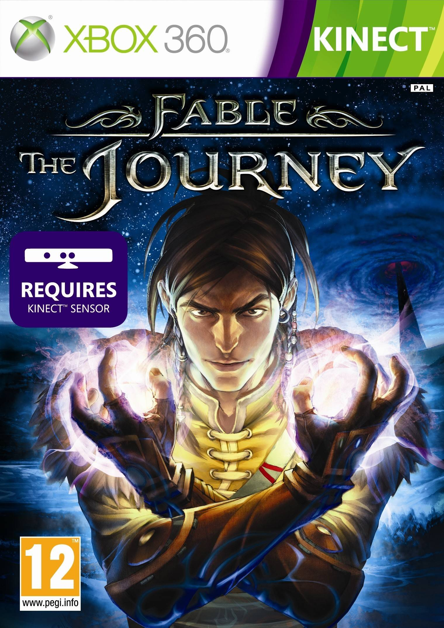 Microsoft Kinect: Fable - The Journey (X360)