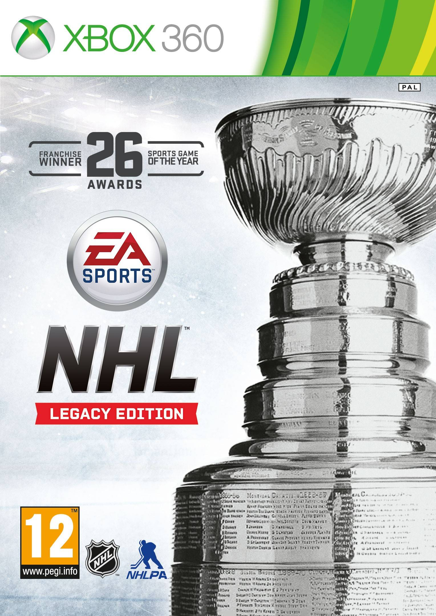 Electronic Arts NHL Legacy Edition (X360)