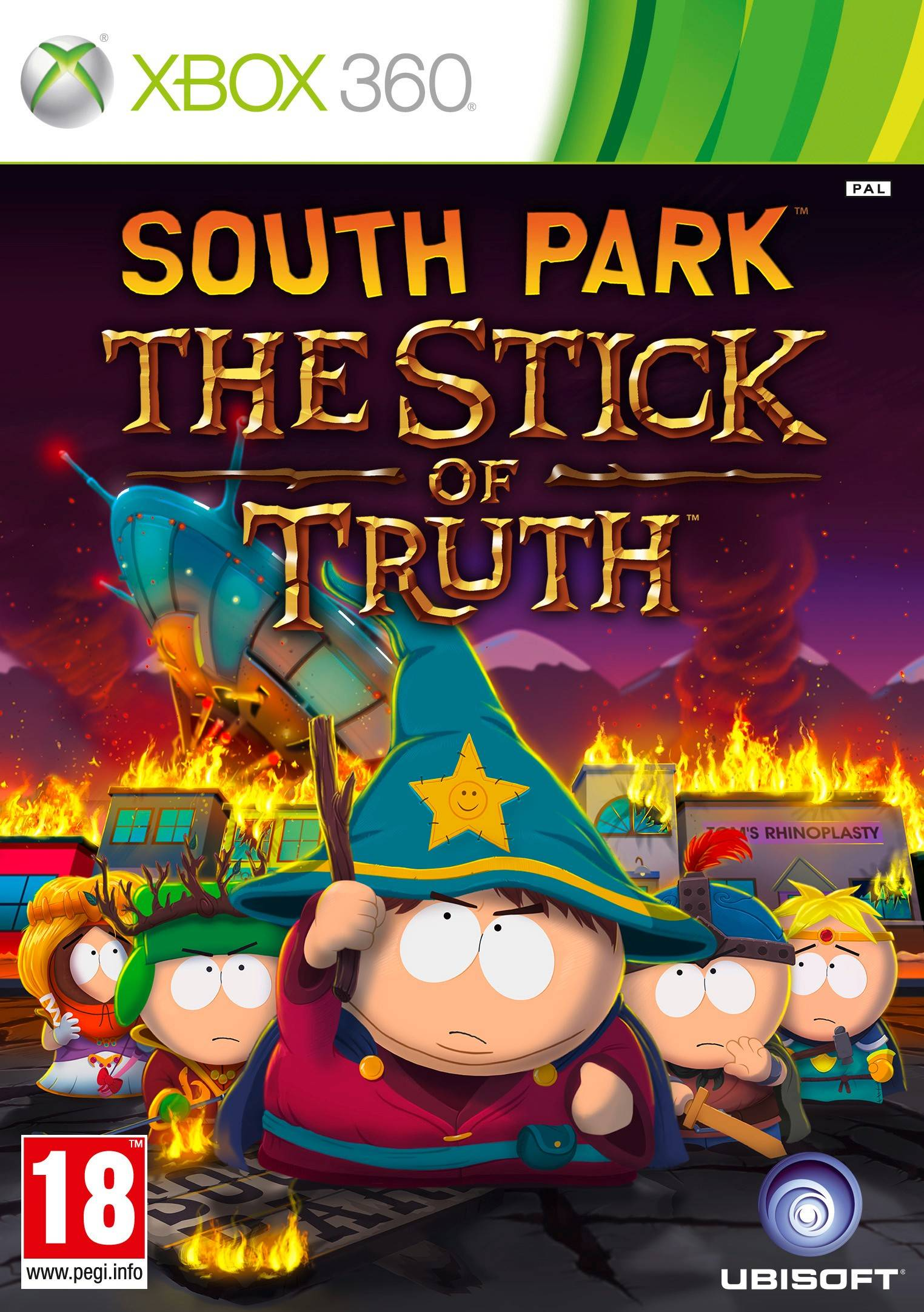 Ubisoft South Park: The Stick of Truth (X360)