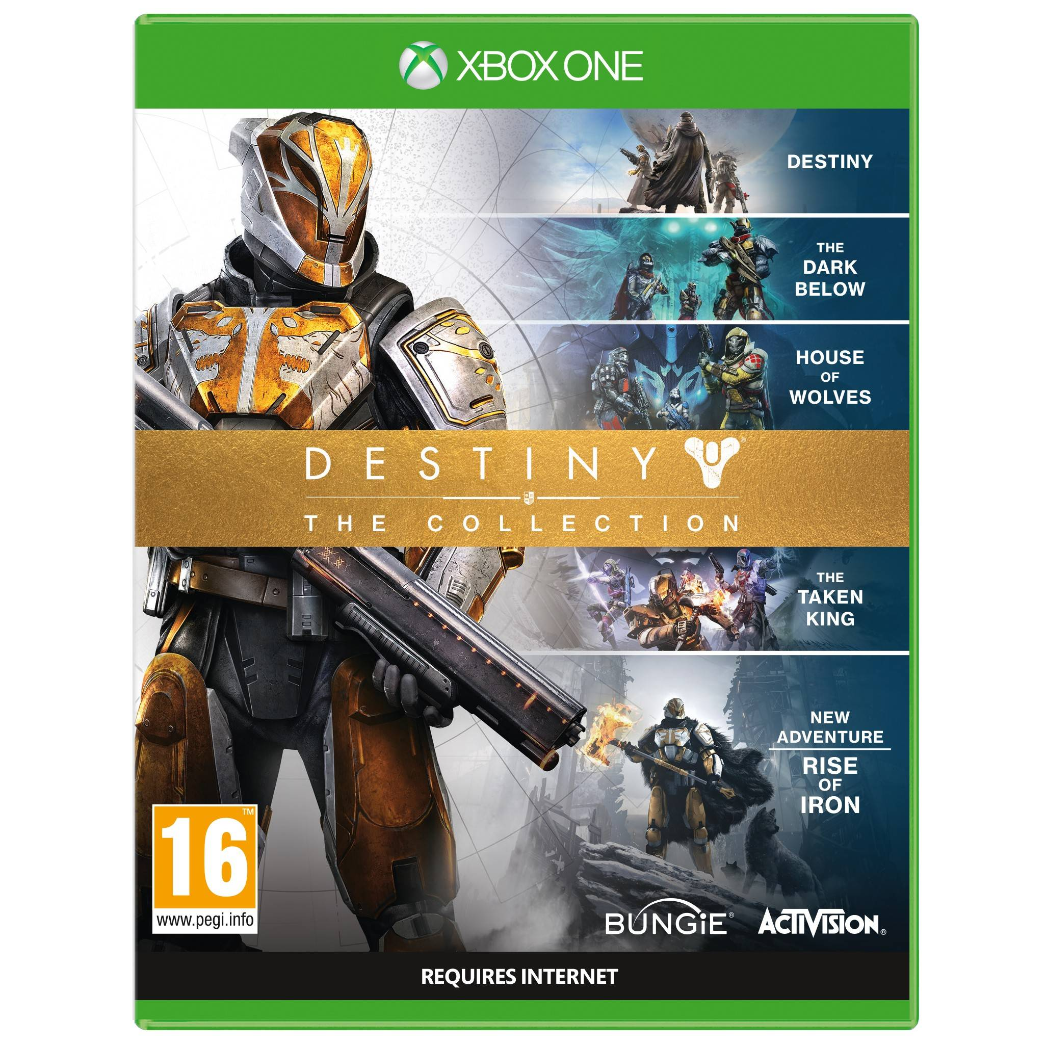 Activision Destiny: The Collection (XOne)