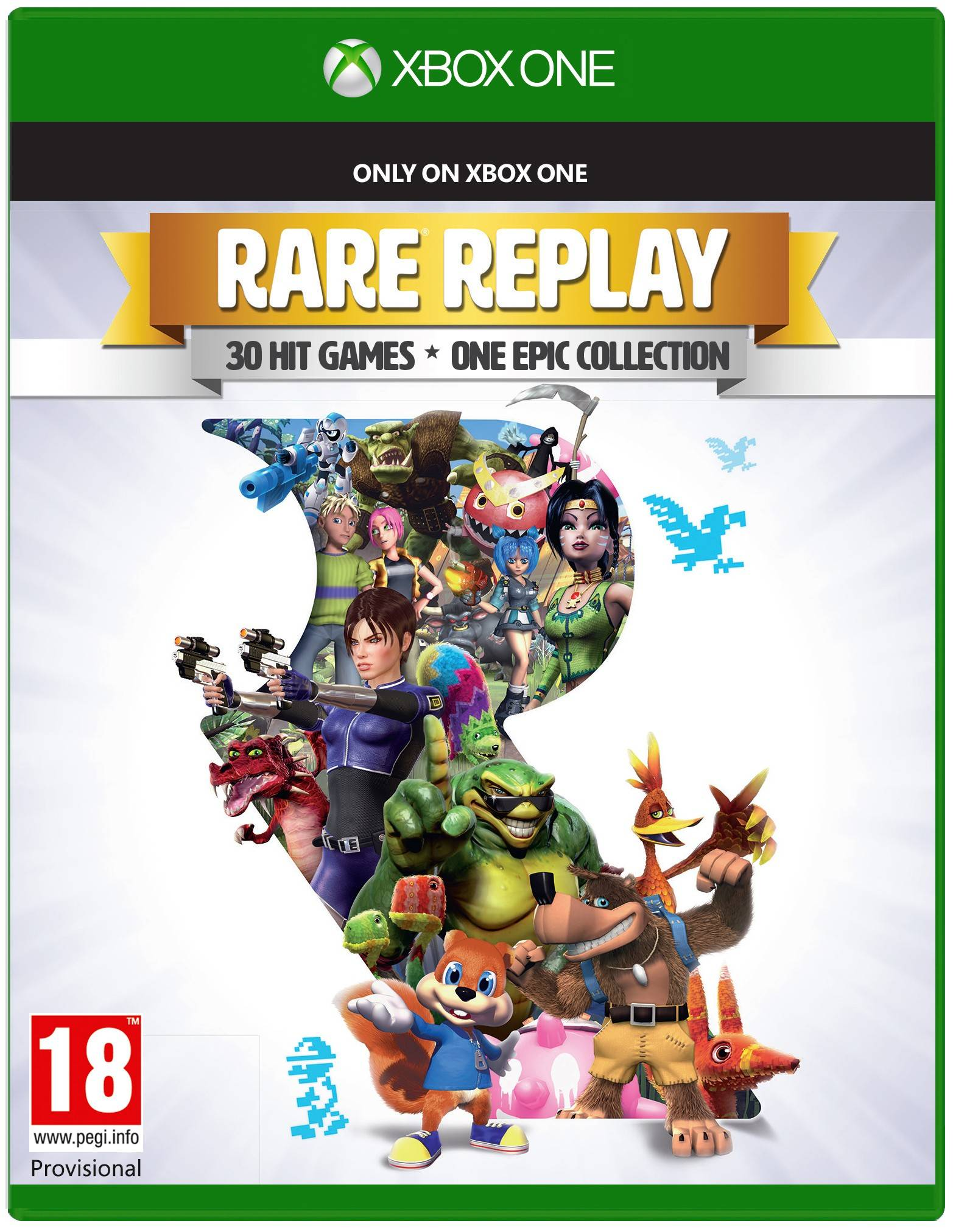 Microsoft Rare Replay (XOne)
