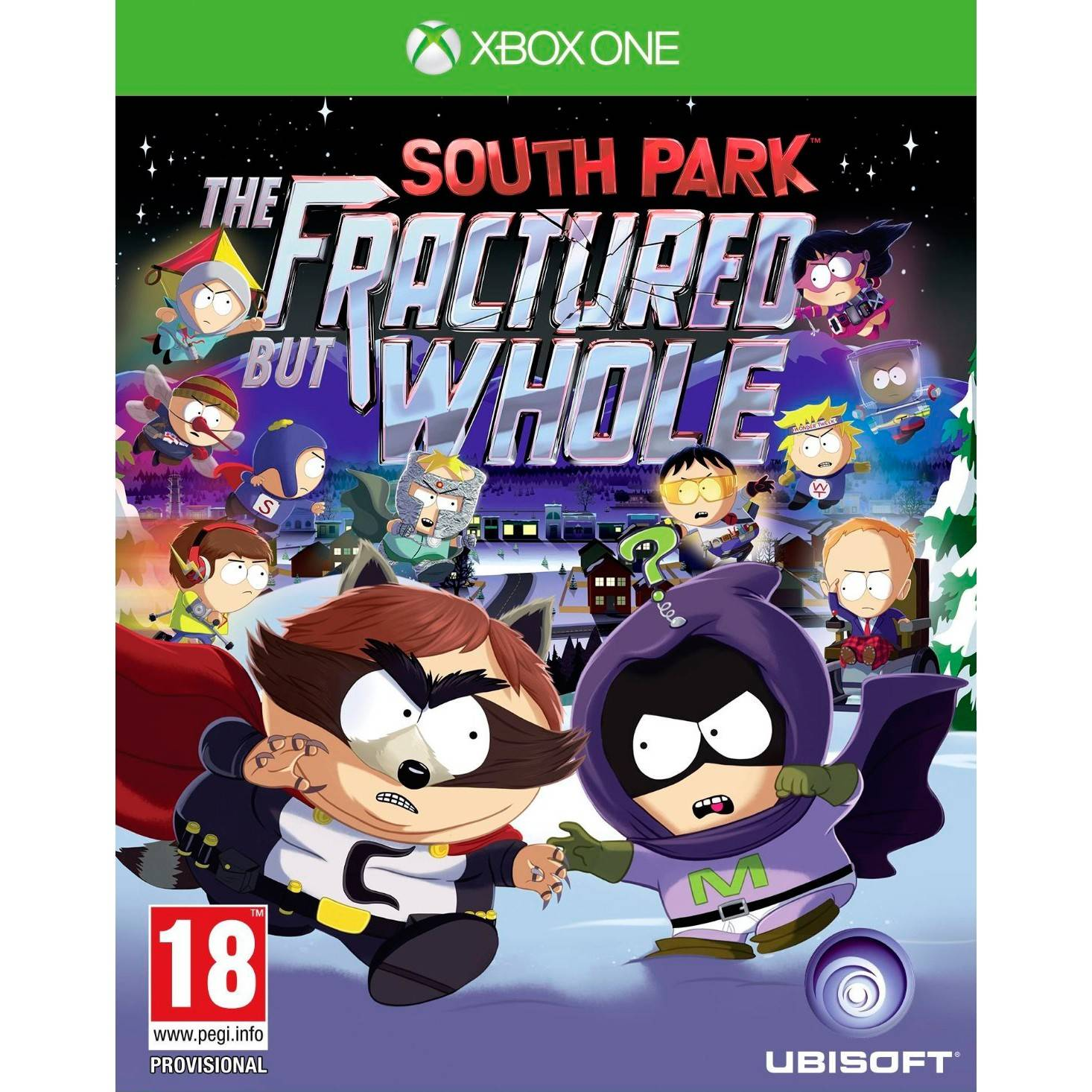 Ubisoft South Park: The Fractured but Whole (XOne)