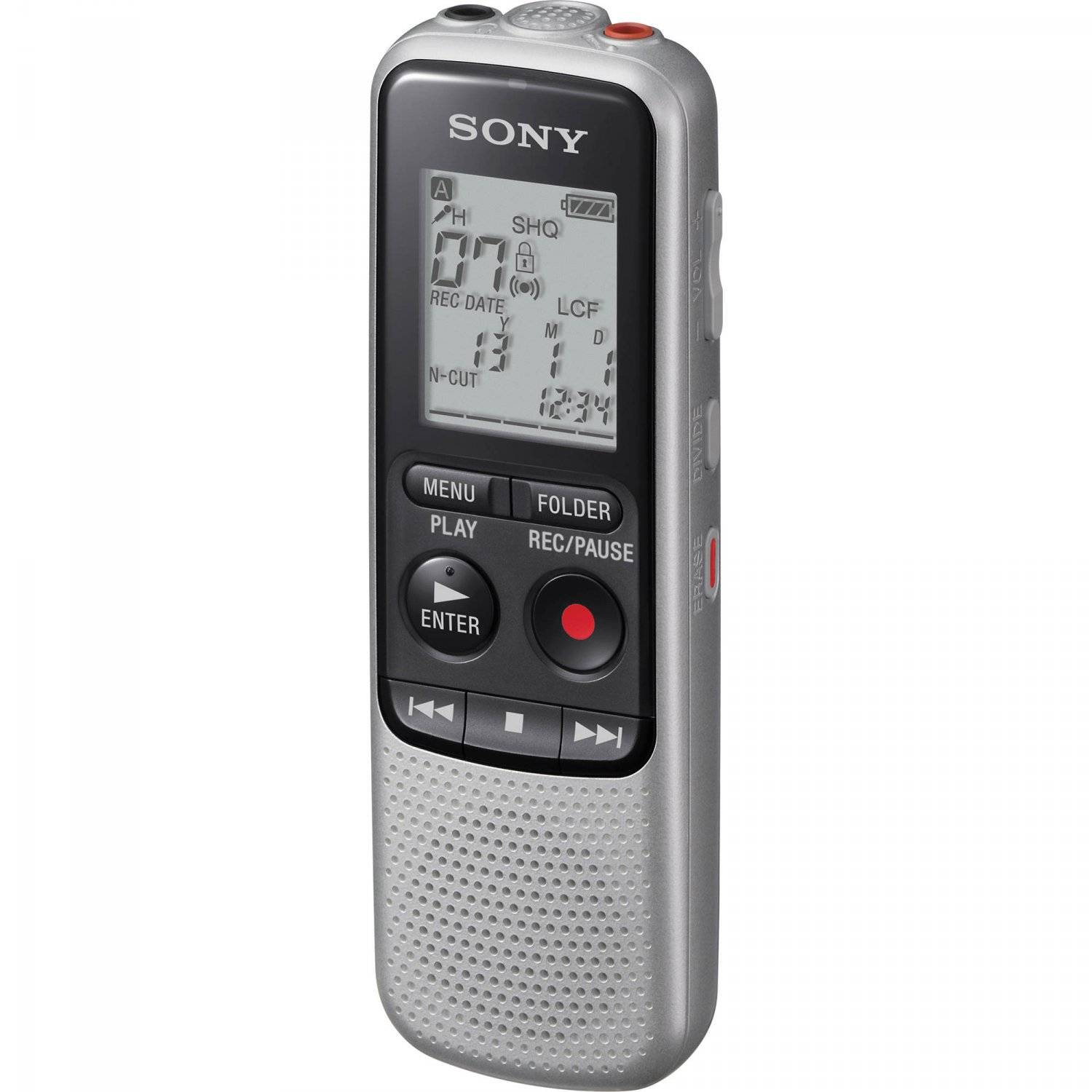 Sony Icd-Bx140 Digital Voice Recorder 4gb Non Pc