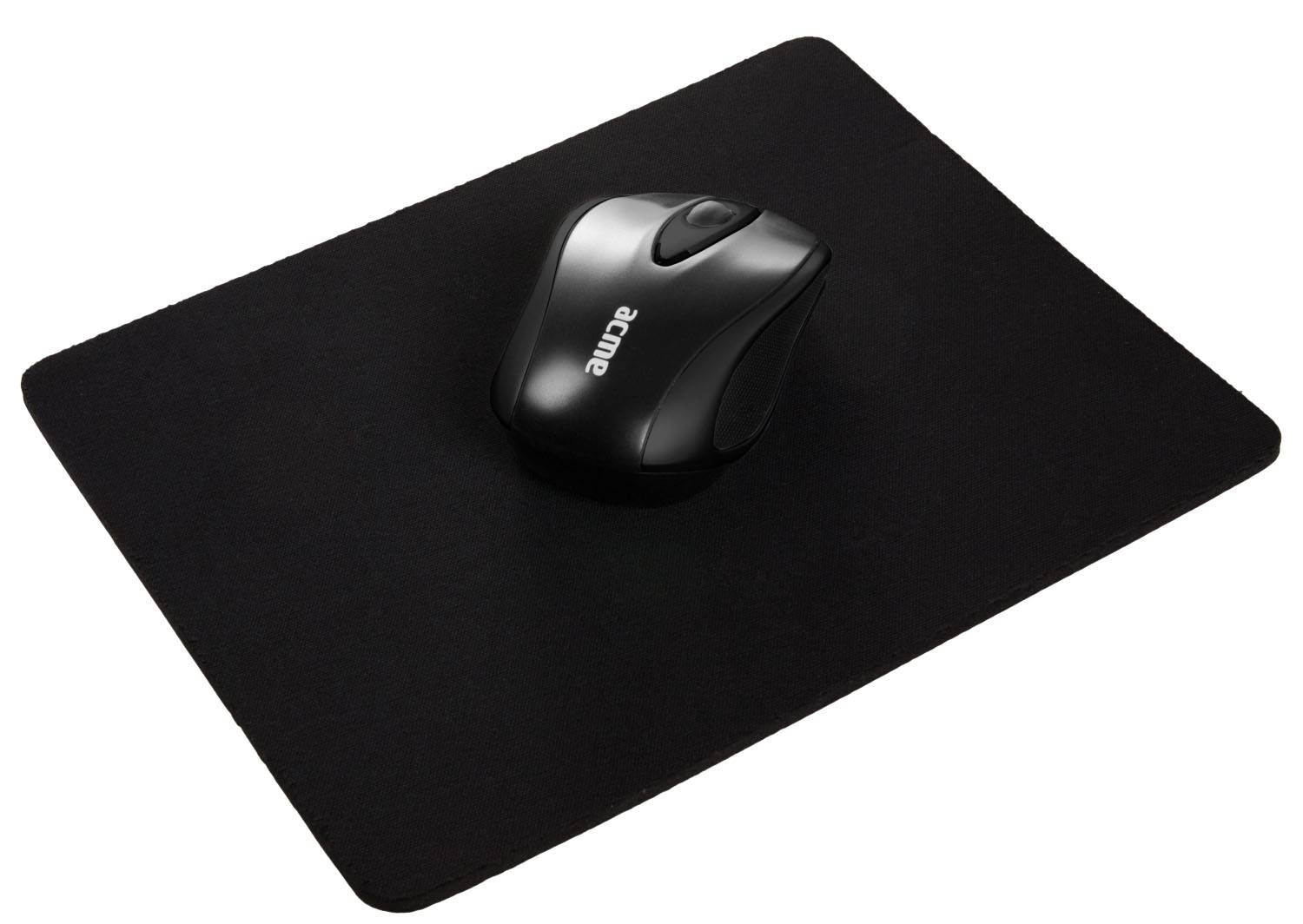 """ACME Mouse Pad"""" Musta"""