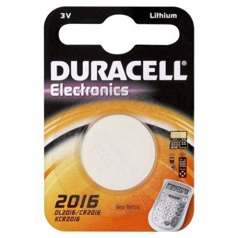 Duracell Cr2016 1-Pack (507959)