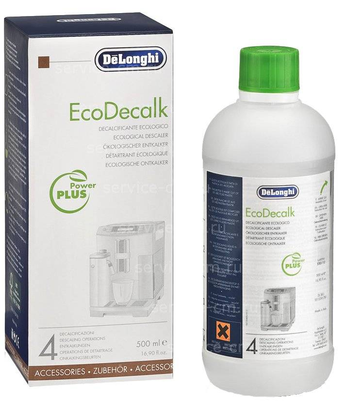 DeLonghi Kalkinpoistoaine Eco Decalk
