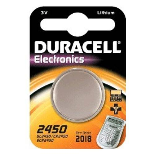Duracell Cr2450 1-Pack