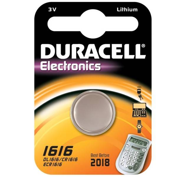 Duracell Cr1616 1-Pack