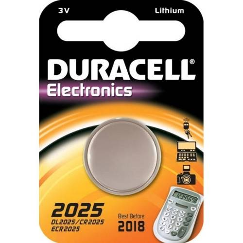 Duracell Cr2025 1-Pack