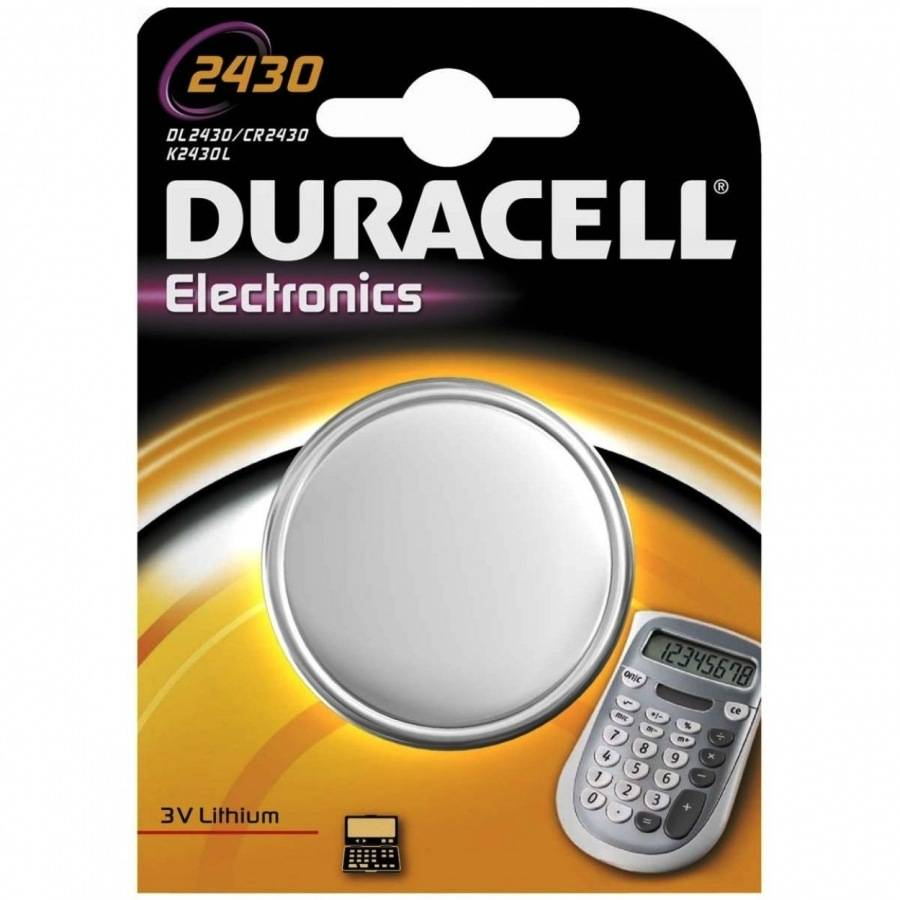 Duracell Cr2430 1-Pack (507962)