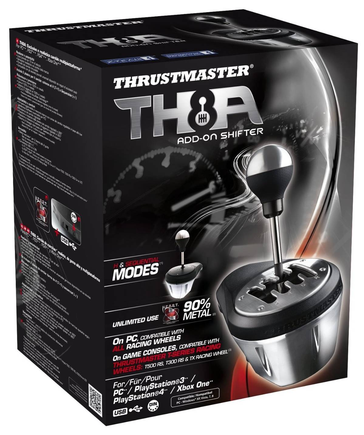 Thrustmaster Pc/ Ps3/ Ps4/ Xbox One