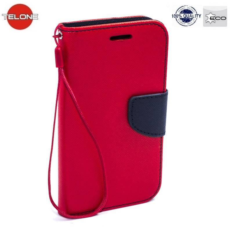 "Telone Fancy Diary Book Case Sony Xperia Xz Dual F8332"" Red/ Blue"