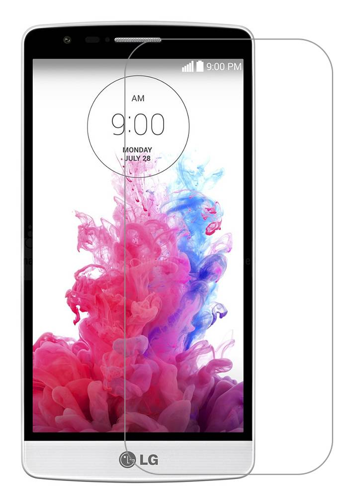 Blue Star Tempered Glass Extra Shock Lg G3